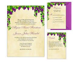 vineyard wedding invitations vineyard wedding invitations wine wedding theme printable