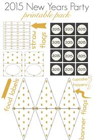 new years party packs new years party pack free printables graduation ideas and craft