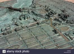 Map Of Ottawa Canada by Three Dimensional Map Of Ottawa Canada City Center Stock Photo