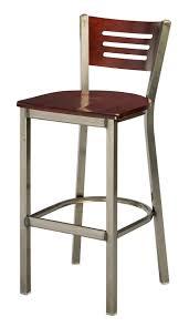 Barstool Chair Regal 1316u Metal Barstool Steel Frame Metal Barstools By