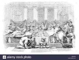 Couch Drawing Eastern Triclinium Or Set Of Formal Dining Room Couches Couch