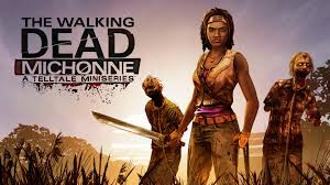 the walking dead michonne u2013 a telltale miniseries premieres feb