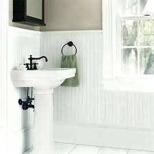 wainscoting bathroom ideas pictures wainscoting bathroom design ideas with interior for walls