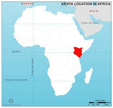 africa map review kenya location map in africa kenya location in africa location