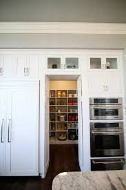 Behind The Door Cabinet Fantastic Kitchen Features Concealed Pantry Hidden Behind Pantry