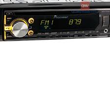 pioneer deh x6700bt single din in dash cd receiver with usb