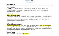 mechanical technician resume resumedoc