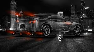 Nissan Gtr Back - nissan gtr r35 tuning back crystal city car 2014 el tony