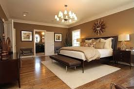 Contemporary Master Bedroom Contemporary Master Bedroom With Chandelier U0026 French Doors