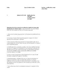Sample Resume Declaration Format by Resume Declaration Statement Format Virtren Com