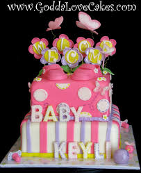 photo baby shower cakes san image