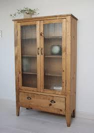 Wooden Cabinet With Glass Doors Mobilegrande Rakuten Global Market Cabinet Glass Door Living