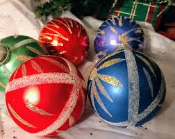 1960s ornaments etsy