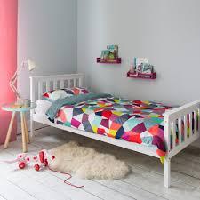 Ikea White Single Bed Dorset Single Bed In White Noa U0026 Nani