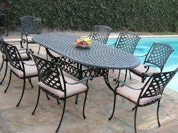 furniture simple solid cast aluminum patio furniture good home