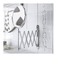 ikea silver bathroom mirrors ebay