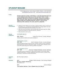 Nursing Resume Objective Examples by Resume Objective Student Nurse Student Nurse Resume Samplenursing
