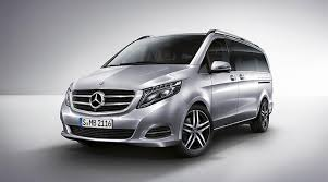 mercedes class the v class the spacious sedan with the mercedes