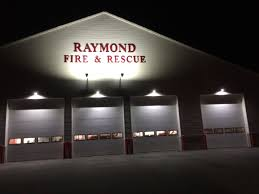 fire rescue town raymond maine