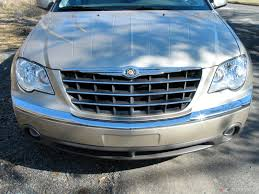 old chrysler grill 2007 chrysler pacifica an evolved pioneer