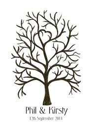 100 guestbook tree template tree svg lovebirds svg cut file