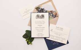 custom designed wedding invitations custom design
