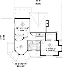 Victorian Floor Plan by Victorian Style House Plan 3 Beds 1 00 Baths 1835 Sq Ft Plan 25