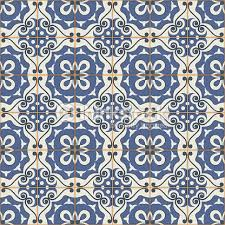gorgeous seamless patchwork pattern moroccan tiles ornaments