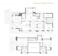 Luxury Townhome Floor Plans Edgemere Private Residences Oakville Luxury Condo Ivan Real Estate