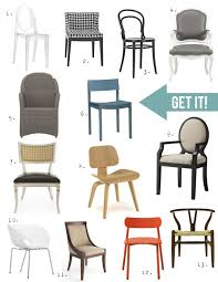 Emejing Dining Room Chair Styles Pictures Room Design Ideas - Dining room names