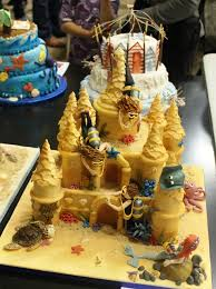 want to sea some insanely well decorated seaside themed cakes