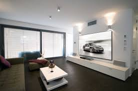 home theater projector setup gallery projector screens screen innovations