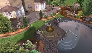 home landscape design tool backyard landscape design tool home landscapings small