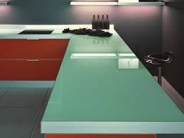 plan de travail cuisine verre photo le guide de la cuisine verre
