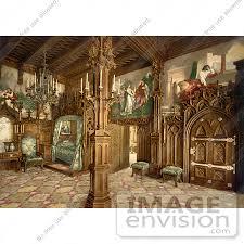 Neuschwanstein Castle Germany Interior Picture Of A Neuschwanstein Castle Bedroom Germany 12852 By