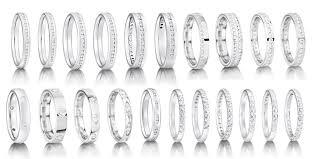 types of wedding ring lloyds jewellery
