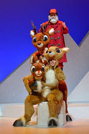 rudolph the nosed reindeer characters review rudolph the nosed reindeer the musical wishing