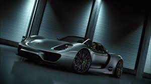 Porsche 911 Spyder - porsche 918 spyder concept promotional video youtube