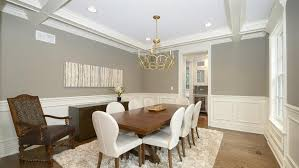 Pictures Of Wainscoting In Dining Rooms Awesome Wainscoting Dining Room Robinson House Decor