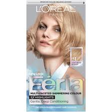 how to get medium beige blonde hair amazon com l oreal excellence triple protection color creme
