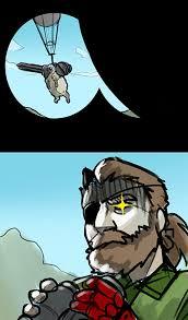 Metal Gear Solid Meme - a weapon to surpass metal gear metal gear solid v know your meme