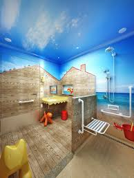 Sports Blinds Bathroom Blinds Ideas Kids Nautical Bathroom Decor Kids Sports