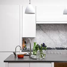 grey kitchen units with black granite worktops white kitchen ideas 22 schemes that are clean bright and