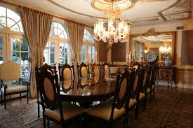 Mansion Dining Room Home Interior Design Ideas - Mansion dining room
