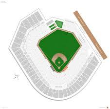 Baseball Map Baltimore Orioles Seating Guide Oriole Park Rateyourseats Com