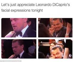 Leonardo Memes - twitter erupts with leonardo dicaprio and lady gaga golden globes