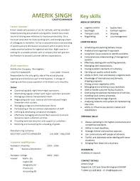 Supply Chain Management Skills For Resume Resume Supply Chain Manager Resume Doc Logistics 4 Template