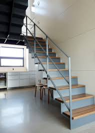 folding stairs design calm project one 1 4 staircases