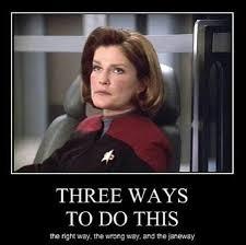 Funny Star Trek Memes - startrekvoyager star trek pinterest star trek trek and star