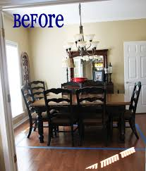 Ashley Furniture Dining Room Sets Discontinued by That Village House The Finished Dining Room Finally